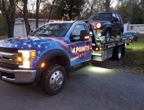 Car Towing in Greenwood Delaware