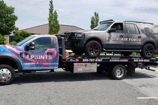 Car Towing-in-Kent Acres-Delaware