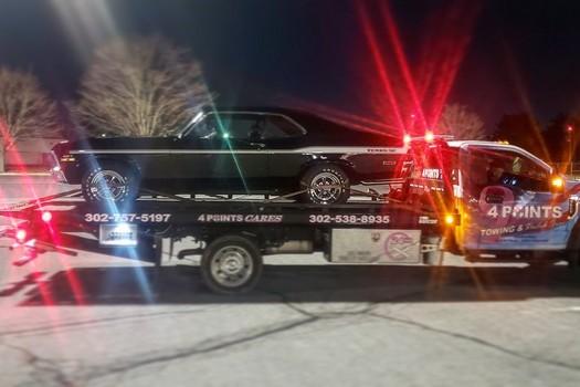 Classic Car Towing-in-Bridgeville-Delaware