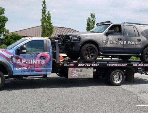 Classic Car Towing in Dover Delaware