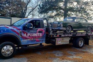 Medium Duty Towing in Ellendale Delaware