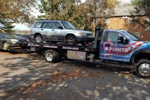 Motorcycle Towing in Cheswold Delaware