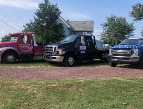 Motorcycle Towing in Greensboro Maryland