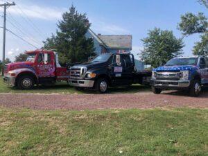 Roadside Assistance in Dover DE