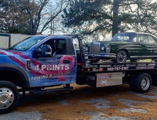 Towing in Milford Delaware
