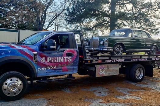 Towing-in-Milford-Delaware