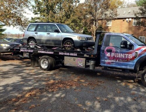 Towing in Woodside East Delaware