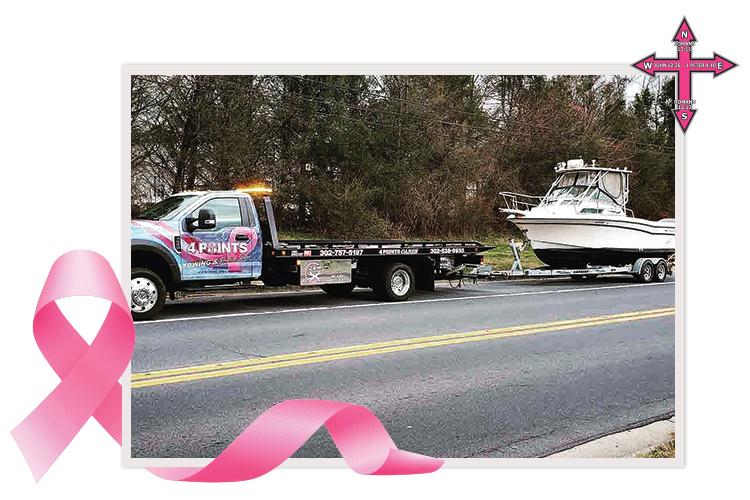 Local Towing in Dover DE - Dover Equipment & Boat Hauling