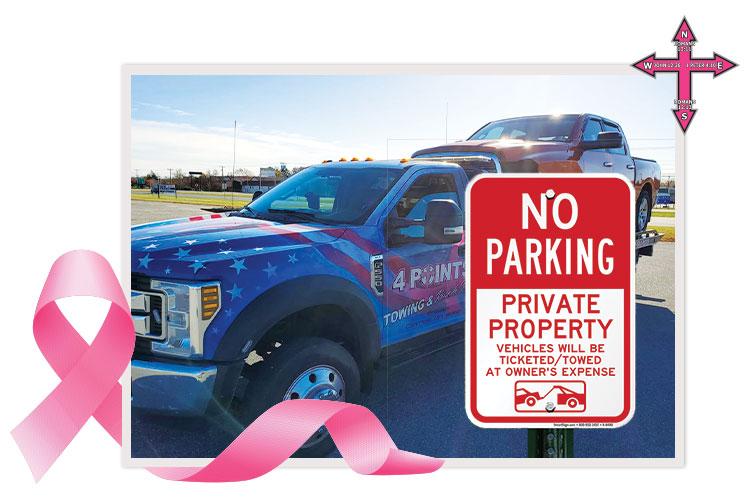 Parking Lot Enforcement in Dover DE
